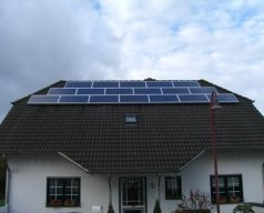 56751 Polch | 3,7 kWp | Yingly BTY 200 Wp polykristallin | SMA SB 3300 TL